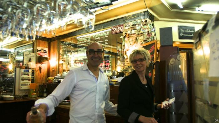 Dominique Sergent et Gigi