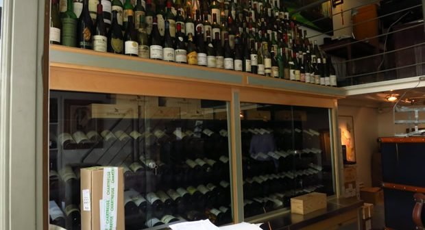 年代物の偉大なワイン専門店 リーブル・ド・カーヴ Le Livre de Cave