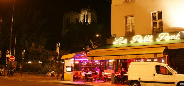パリのおすすめビストロ:ル・プチ・ポン Le Petit Pont