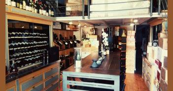 年代物の素晴らしいワイン専門店 リーブル・ド・カーヴ Le Livre de Cave