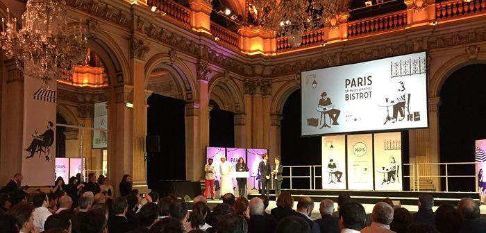 偉大なるパリのビストロシェフ100人 Paris le plus grand bistrot