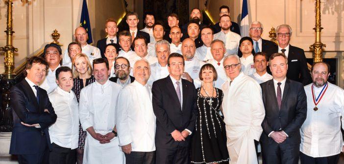 """世界のトップレストラン1000軒 """"La Liste ラ・リスト"""" 2018, La sélection gastronomique mondiale"""