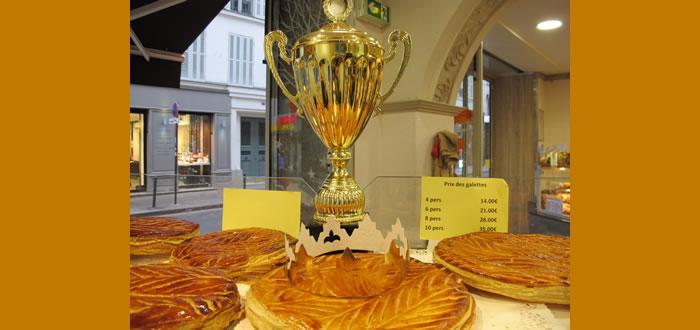 フランスの伝統菓子「ガレットデロワ」