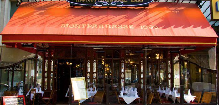 パリのおすすめビストロ モンパルナス1900 Le Montparnasse 1900