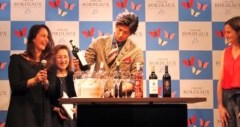 表参道でボルドーワインを楽しむ週末 MY BORDEAUX PARTY POP-UP BAR