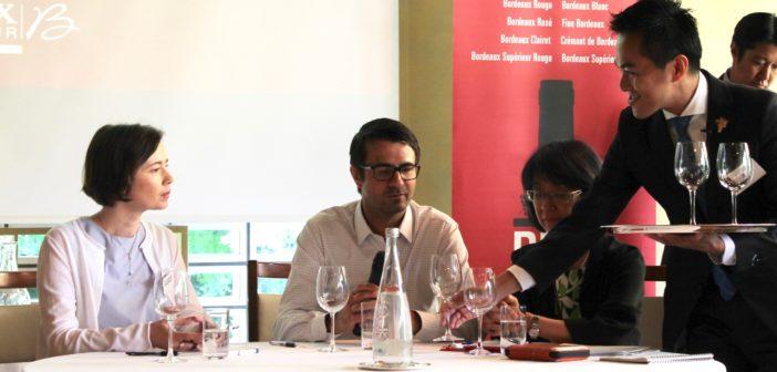 第2回ボルドー&ボルドー・シューペリユールワイン ソムリエコンクール2018