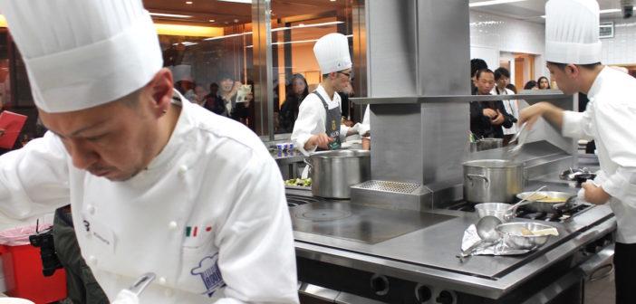 全国イタリア料理コンクール 2018 Gran Concorso di Cucina
