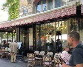 パリのおすすめカフェ サラ・ベルナール Sarah Bernhardt