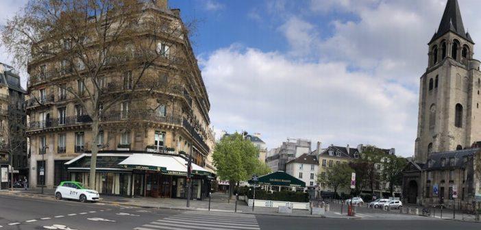 そして誰もいなくなった パリ